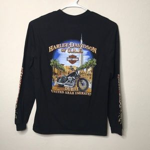 Harley-Davidson of Dubai (UAE) Long Sleeve NWT